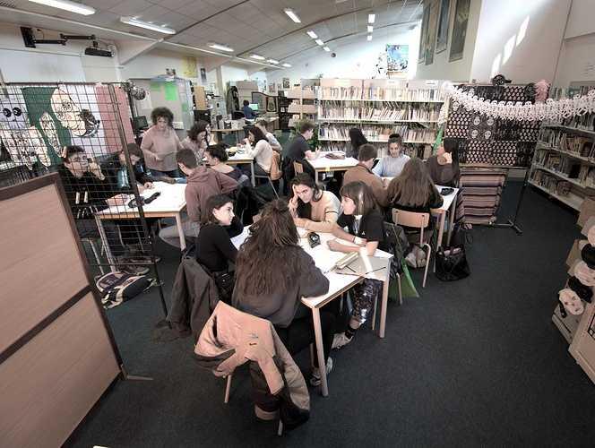 Reportage photos au Lycée Jacques Cartier - Saint Malo (35) dsc0203