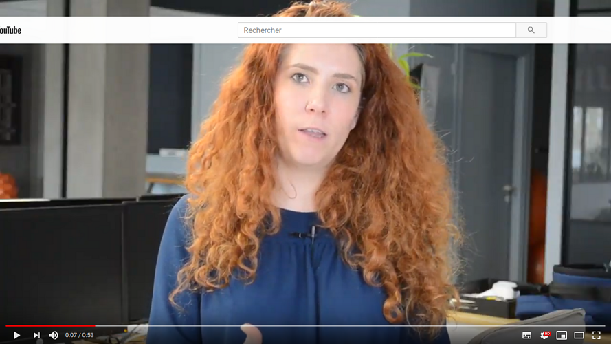 Céline en vidéo : communication globale pour les 20 ans d''Adeliance 0