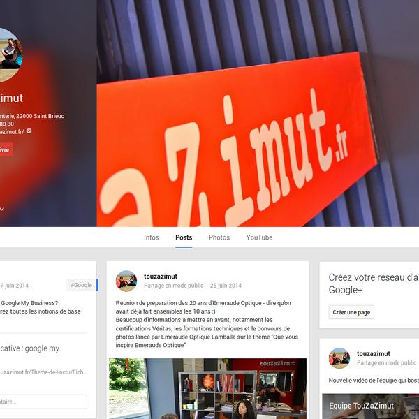 Google Plus , le réseau qui monte très vite