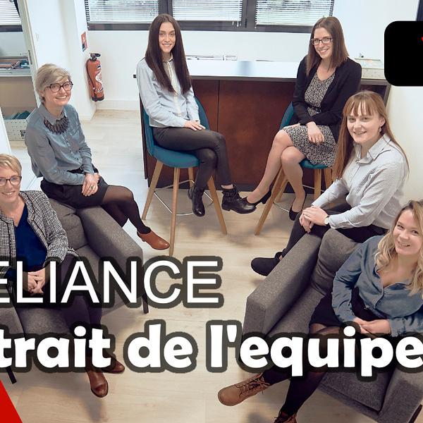Portraits d''équipe chez Adeliance, une séance à l''image de l''ambiance de travail pro et sympa