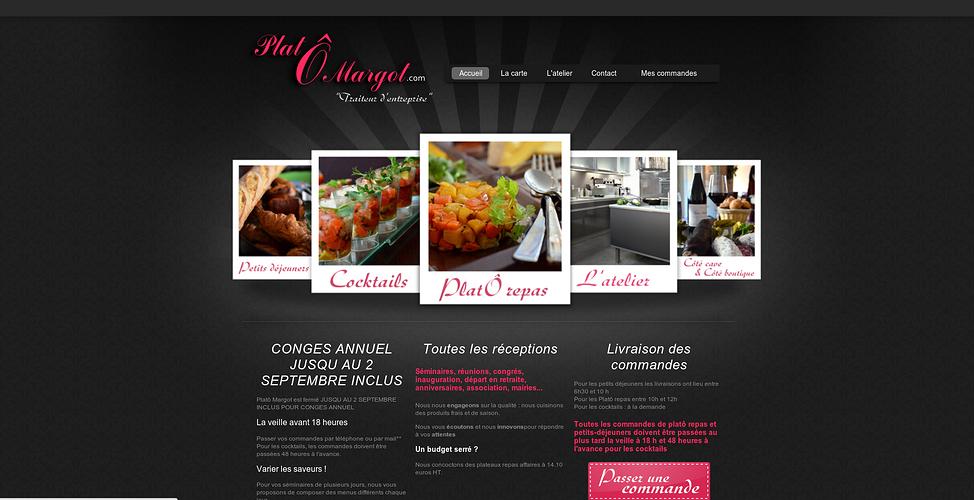 Platô Margot www-plato-margot