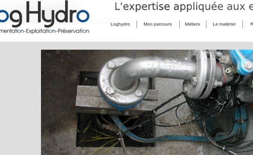 Log Hydro loghydro
