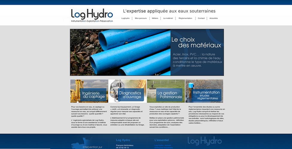 Log Hydro www-log-hydro