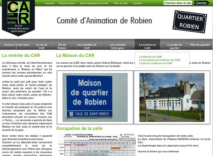 Quartier Robien car576631