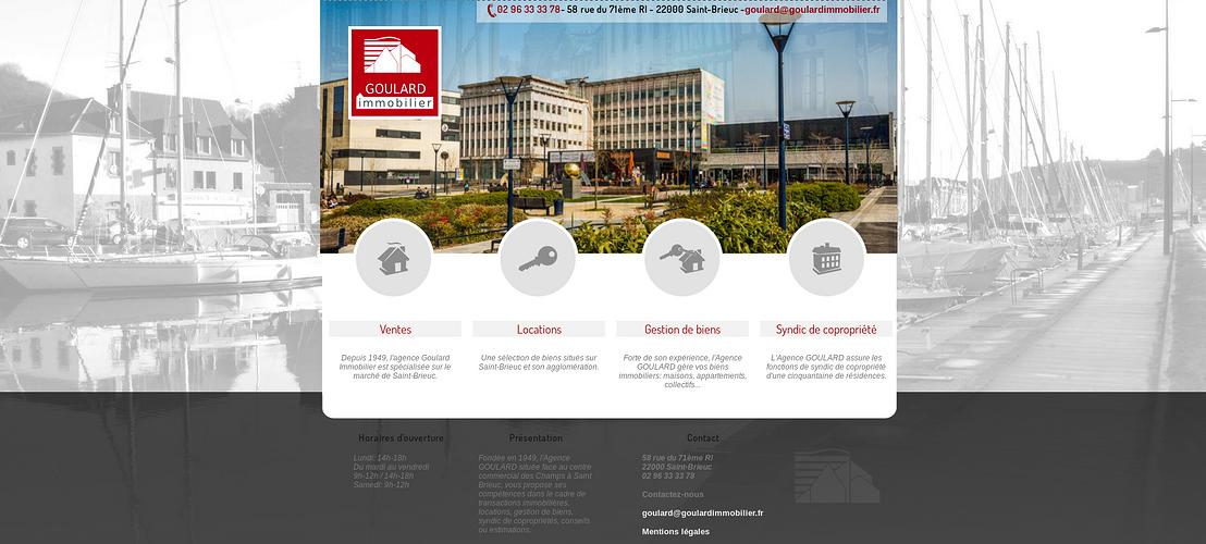 Goulard Immobilier, Saint-Brieuc goulard-1