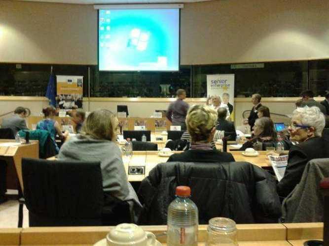 Senior Entreprise au parlement européen 20131204152812