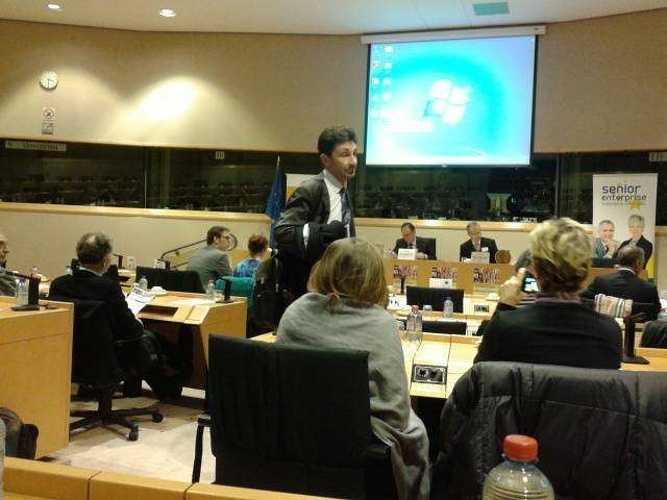 Senior Entreprise au parlement européen 20131204153033