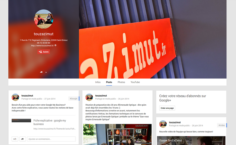 Google Plus , le réseau qui monte très vite 0