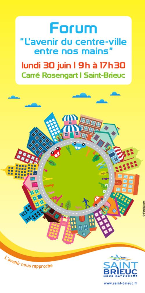 L''avenir du centre-ville entre nos mains : ça bouge à Saint-Brieuc 0