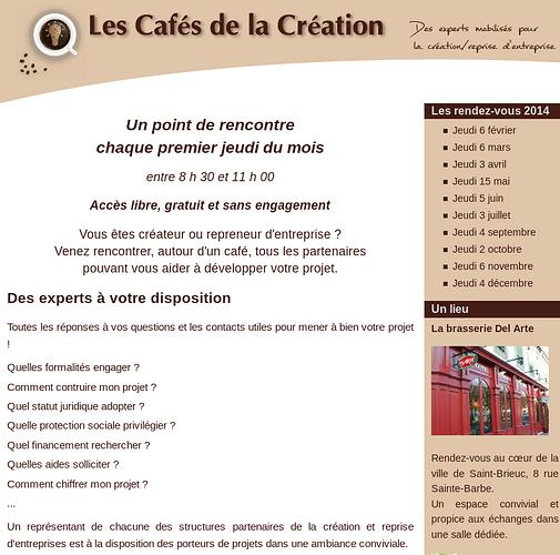 La CCI de Saint-Brieuc se mobilise pour les créateurs d''entreprise 0