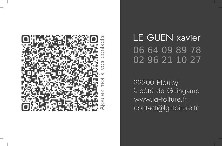 LG Toiture, un couvreur expérimenté - secteur Guingamp cvverso