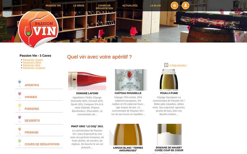 Passion Vin - 3 caves : Plérin, Binic, Langueux p3