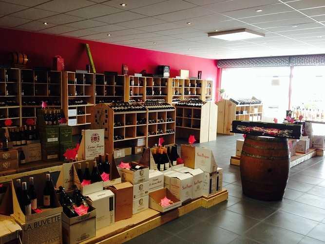 Passion Vin - 3 caves : Plérin, Binic, Langueux 0