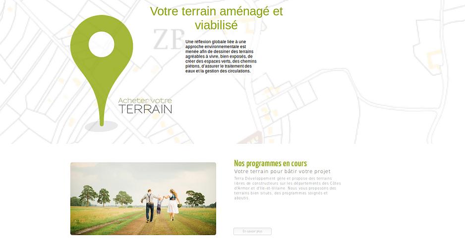 Terra Développement, aménageur foncier terra4