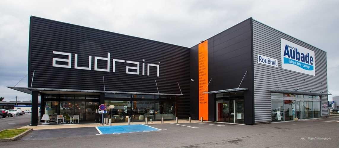 Audrain - Saint-Brieuc: un site design ! 0