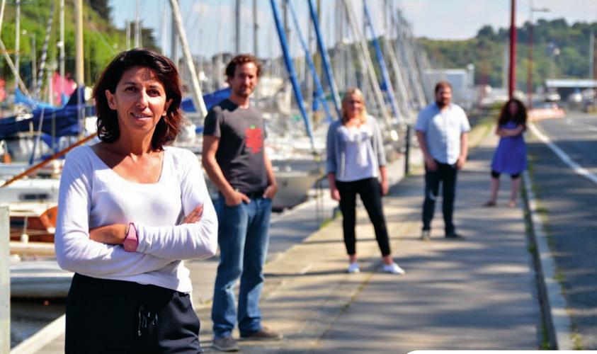 Initiative France : Touzazimut témoigne sur le parrainage des entreprises 0