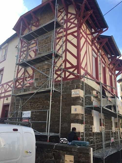Berthault Beauvir Longecoté : maçonnerie traditionnelle - Ille et Vilaine 0
