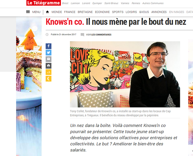 Knows''n Co:  le Management de l''Odeur 0