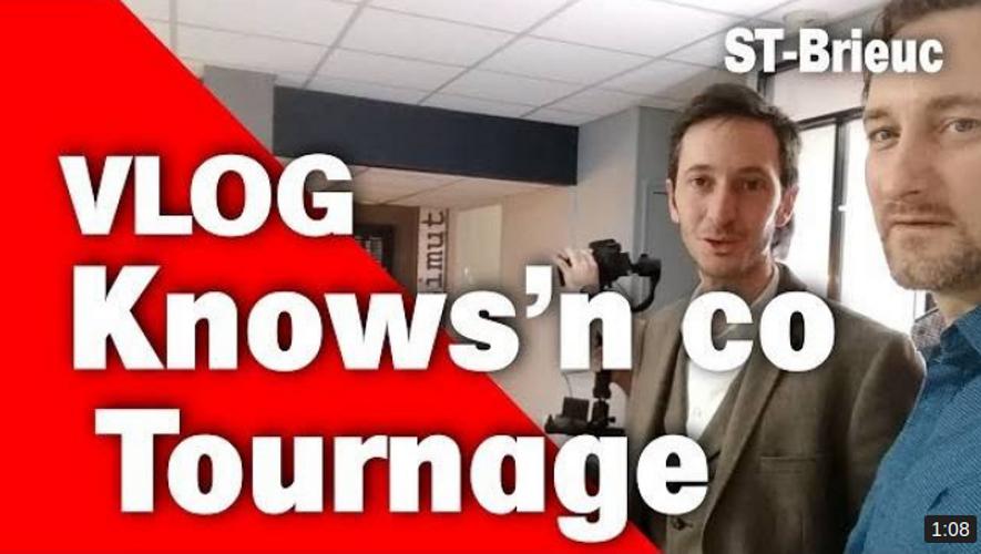 Vidéo tournage: une vidéo pour Knows''n Co 0