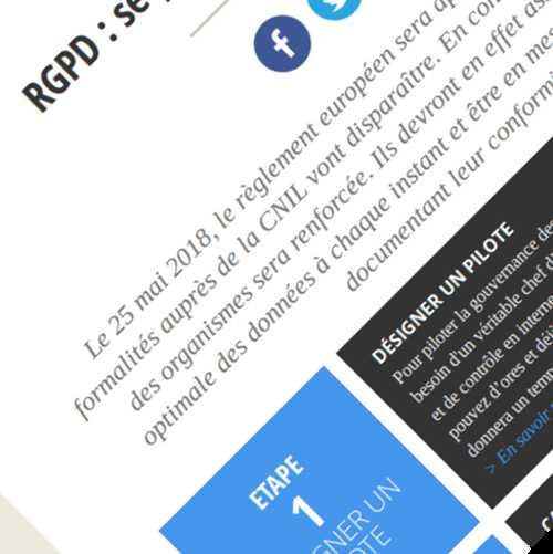 RGPD : liste des actions (automatiques et manuelles) qui vous aideront à vous mettre en conformité sur votre site publié par Touzazimut 0