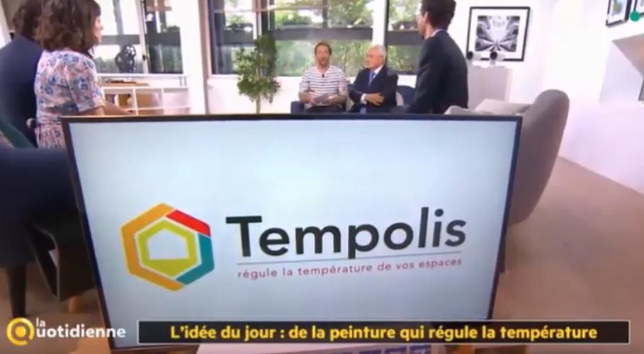 Tempolis - Protec Industries 22 peinture thermo régulante 0