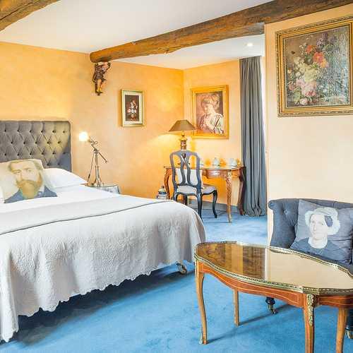 Site Internet de l''hôtel La Demeure - Côtes d''Armor - Bretagne 0