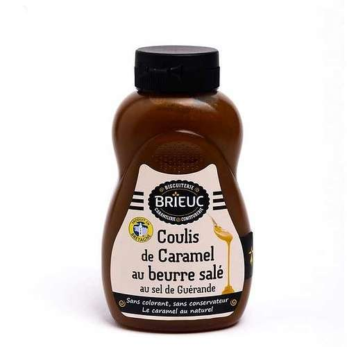 Site e-commerce de BRIEUC - Yffiniac (22) caramel