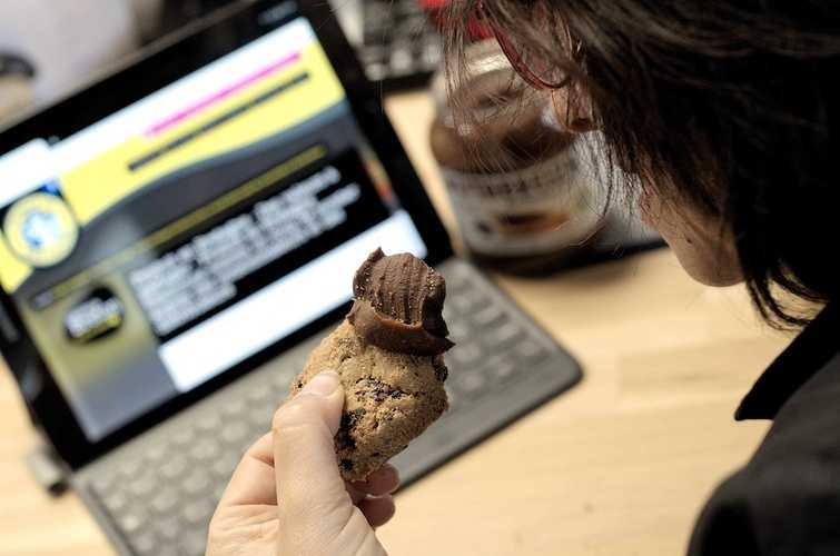 Touzazimut prépare son entretien pour postuler au Réseau Produit en Bretagne dsc2375