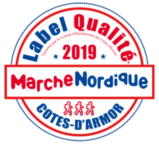 Refonte du site du club Jogging Rando du Pays de Lamballe - 22 logolabel