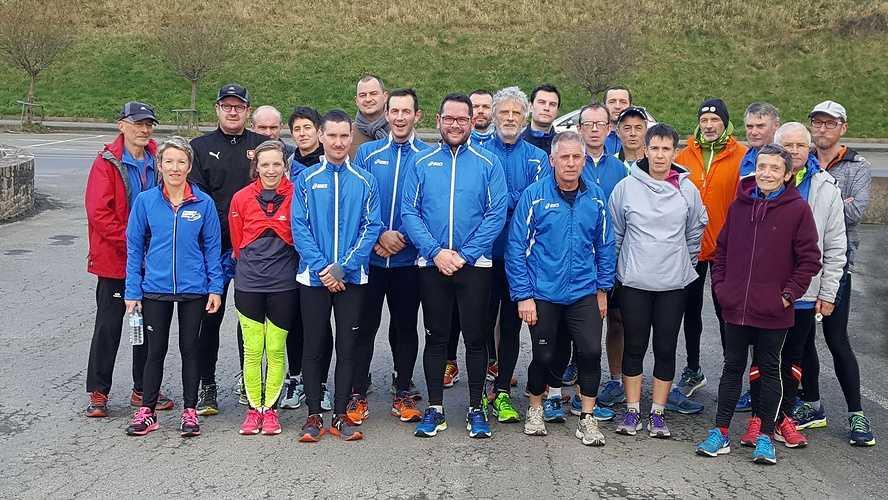 Refonte du site du club Jogging Rando du Pays de Lamballe - 22 0