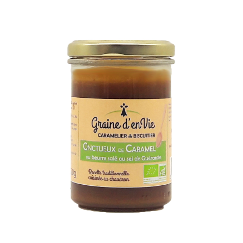 Site e-commerce de Graine d''enVie - Yffiniac (22) caramel
