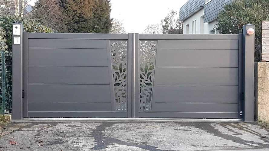 Création du site internet - Armor PVC - Lorient (56) portailplanettole