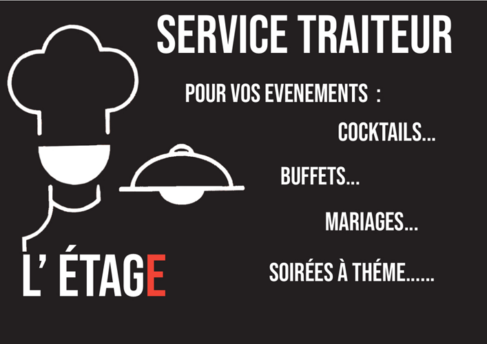 L'étage, restaurant traiteur à Yvetot: des mets cuisinés de qualités 0