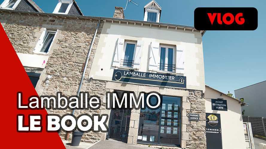 Création nouveau book pour agence Immobilière... info en vidéo 0