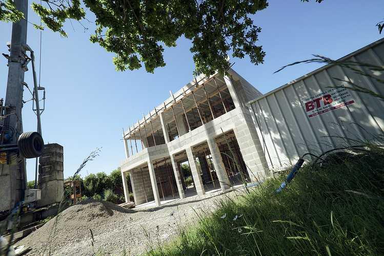 Reportage suivi de chantier pour CLG Constructions 0
