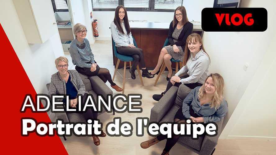 Portraits d''équipe chez Adeliance, une séance à l''image de l''ambiance de travail pro et sympa 0