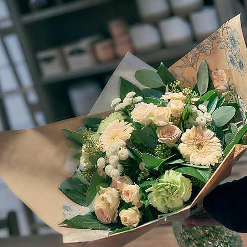 Le fleuriste : un site web eshop 0