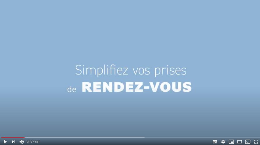 Simplifiez la prise de RDV : des outils adaptés à vos besoins 0