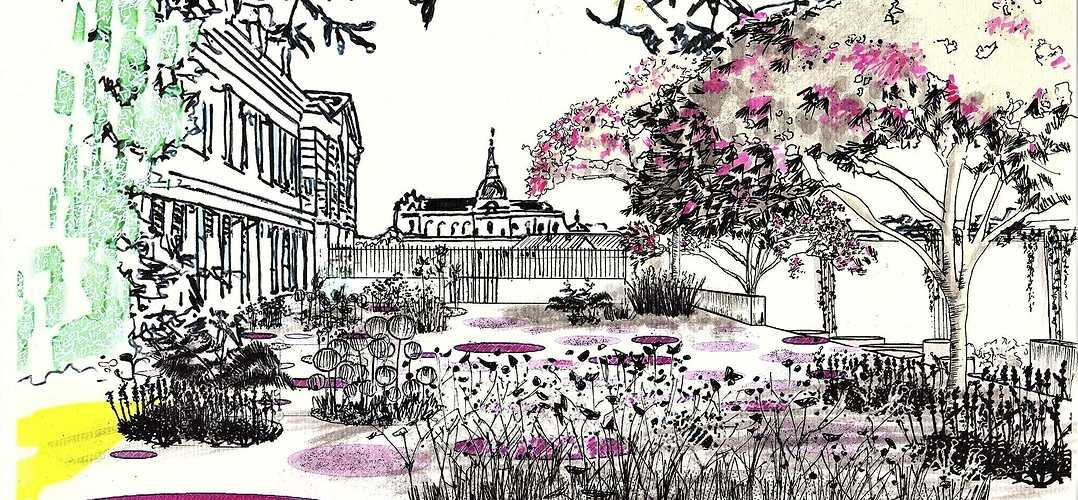 Hortus Digitus : Concepteur de jardins artentetewip