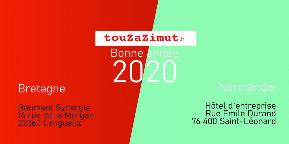 Vœux 2020 : on ne se doutait de rien :) montage27