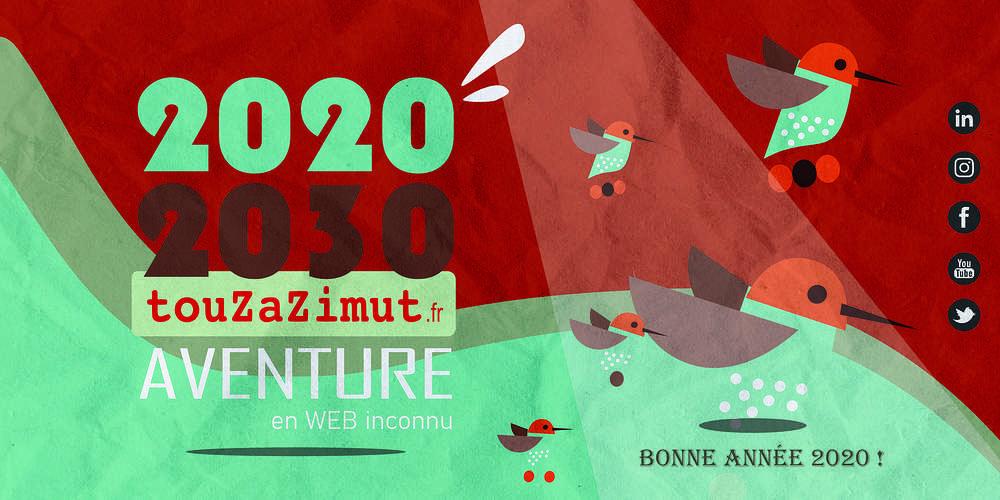 Vœux 2020 : on ne se doutait de rien :) 0
