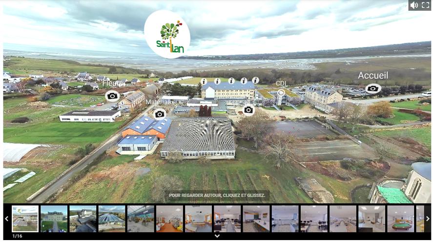 Journée Portes-ouverte virtuelle Lycée Saint-Ilan 0