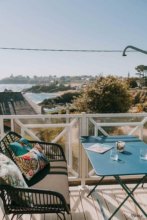 Site Internet location saisonnière - appartement 5 étoiles - Saint-Quay noe07565
