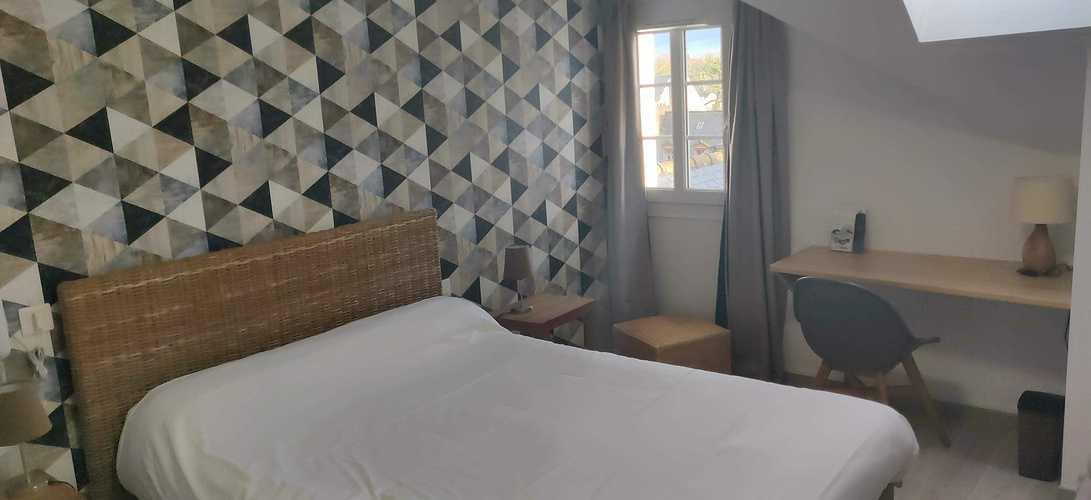 Refonte site hôtel Le Lion d''or Lamballe chambre352