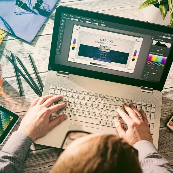 Copy Création: conception et création des supports