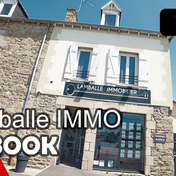 Création nouveau book pour agence Immobilière... info en vidéo
