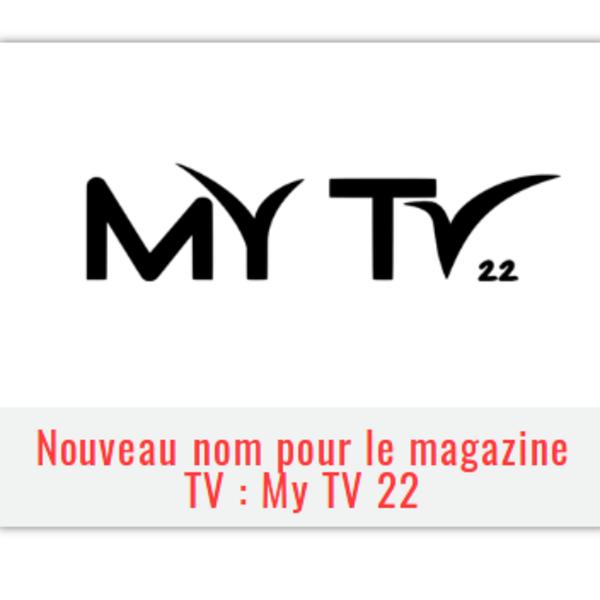 My TV 22 - magazin TV en Côtes d''armor - création site Internet