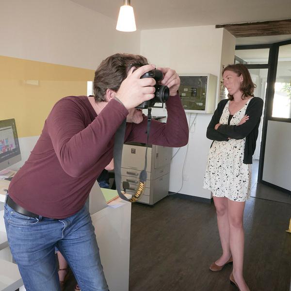 Reportage chez Lamballe Immobilier