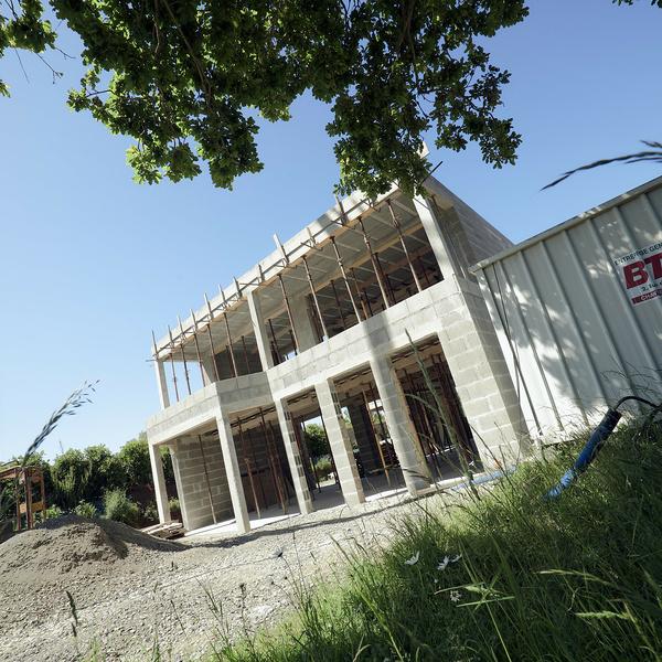 Reportage suivi de chantier pour CLG Constructions